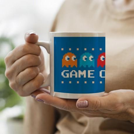 Mug Pac-Man Game Over