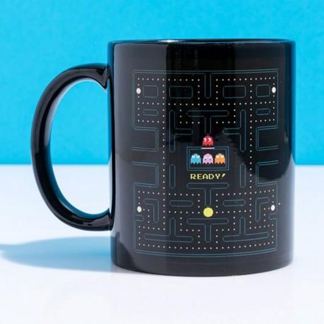 Mug Pac-Man Labyrinthe Noir