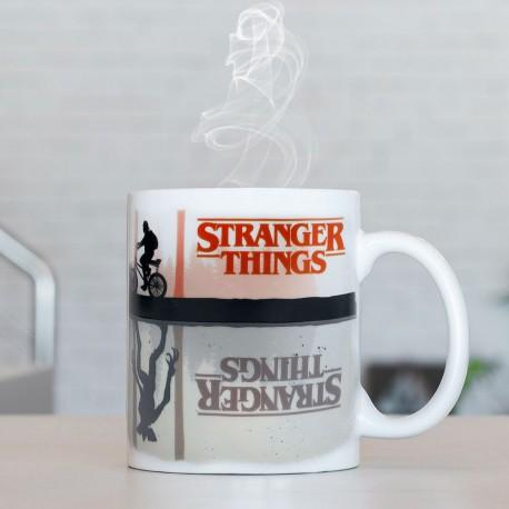 Mug Thermoréactif Stranger Things