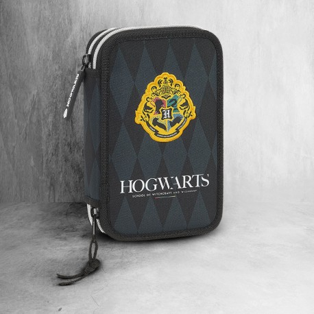 Pochette Papeterie Harry Potter 28 Pièces Blason Poudlard