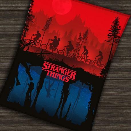 Plaid Stranger Things