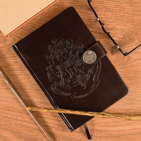Carnet de Notes Premium Harry Potter Blason Poudlard