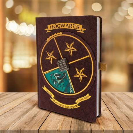 Carnet de Notes Harry Potter Premium Choix de Maisons