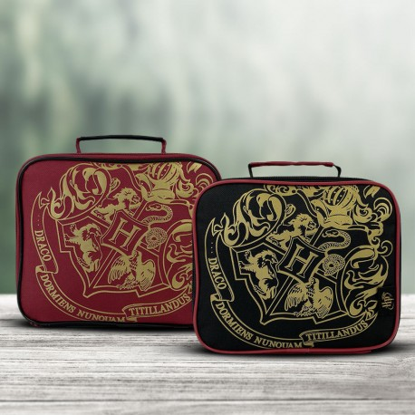 Lunch Bag Harry Potter Blason Poudlard