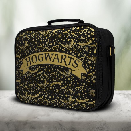 Lunch Bag Harry Potter Symboles Poudlard