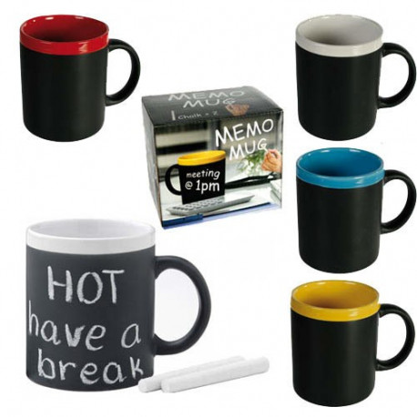 mug a personnaliser multicolore distribu par kas design revendeur de mugs originaux et. Black Bedroom Furniture Sets. Home Design Ideas