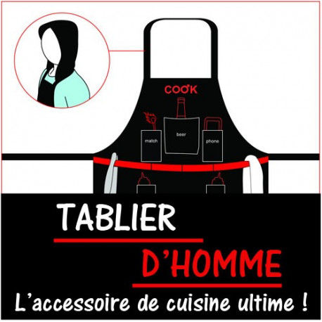 Tablier d'Homme - Man Apron