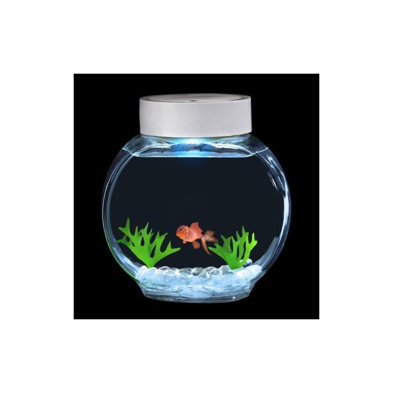 Fincredibles aquarium poisson electronique r aliste for Jouet aquarium poisson