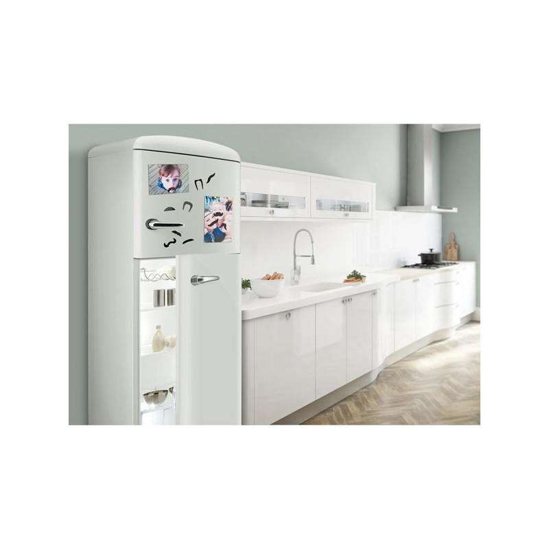 Aimants pour frigo moustaches kas design distributeur for Frigo cuisine pro