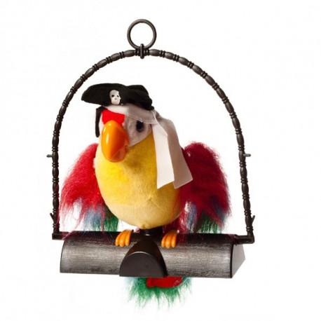 Pirate Pete, le Perroquet Parlant