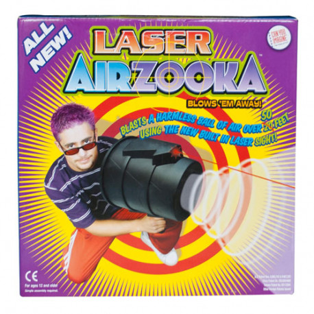 Airzooka Laser