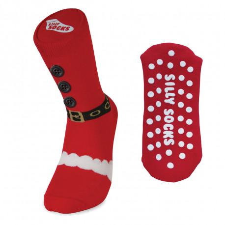 Chaussettes Antidérapantes Père-Noël
