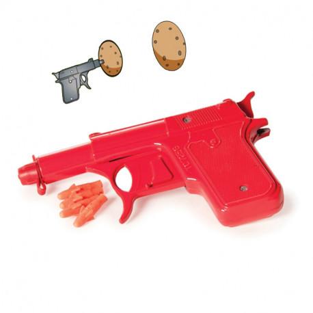 Pistolet Patate Métal