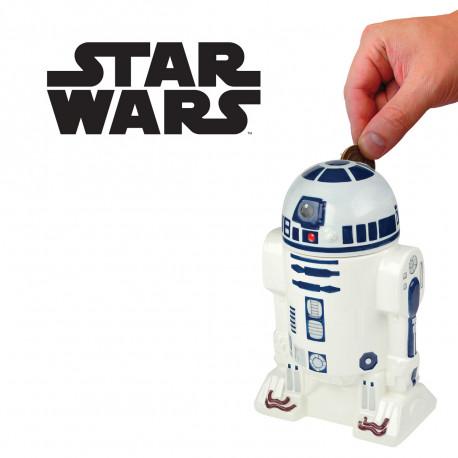Tirelire R2D2 Star Wars Céramique