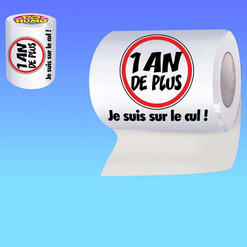 Awesome distributeur papier toilette humoristique images - Abattant wc foir fouille ...