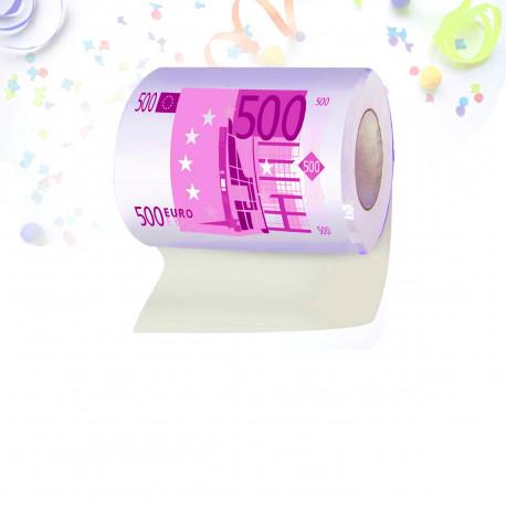 Papier toilette 500 euros sur kas design distributeur de produits insolites - Papier toilette licorne ...