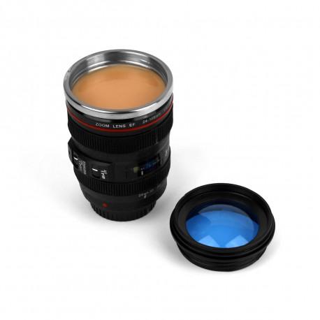 Mug Thermos Zoom avec Capuchon