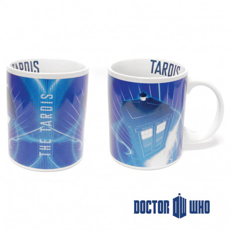 Mug The Tardis Dr Who