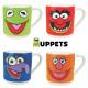 Tasses Empilables Muppets