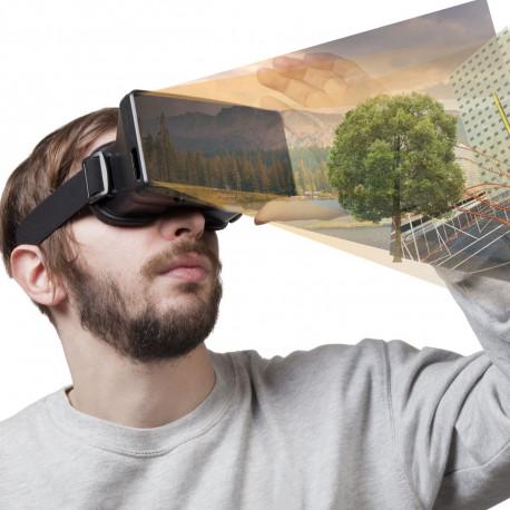 Masque à Réalité Virtuelle pour Smartphone