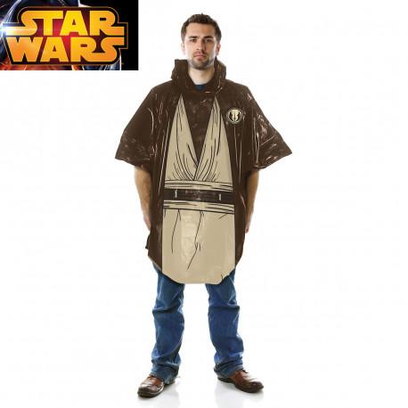 Poncho Jedi Star Wars