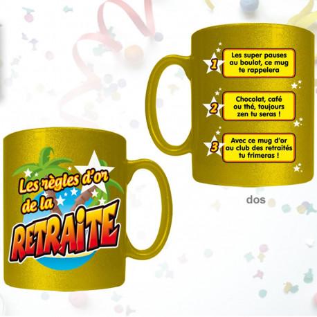 Cadeau depart retraite collegue