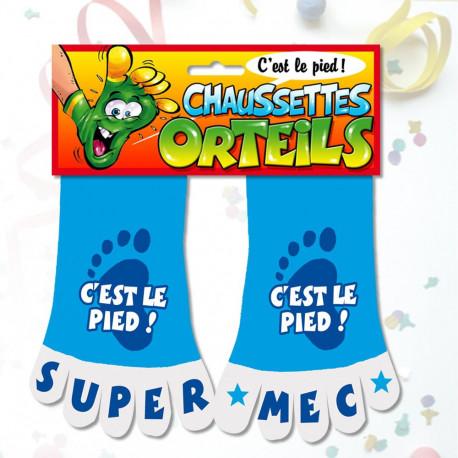 Chaussettes Orteils C'est le Pied