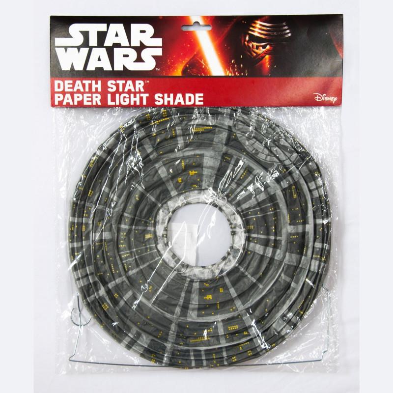suspension etoile de la mort star wars kas design distributeur de produits star wars. Black Bedroom Furniture Sets. Home Design Ideas