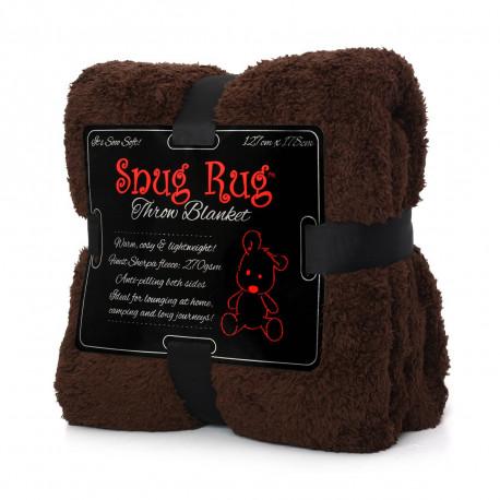 Plaid Snug Rug Deluxe Extra Doux