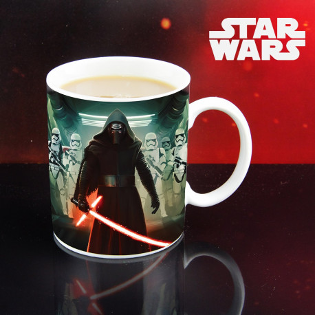 Mug Kylo Ren Star Wars