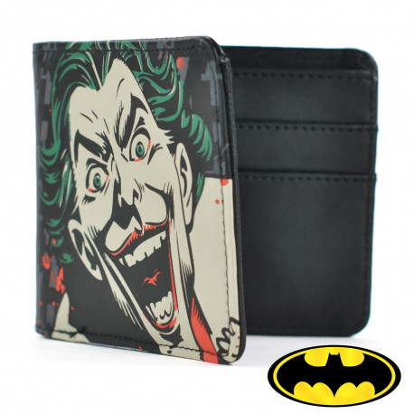 Portefeuille Le Joker - Batman