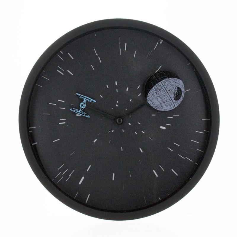 Horloge Murale Star Wars Force Obscure Kas Design