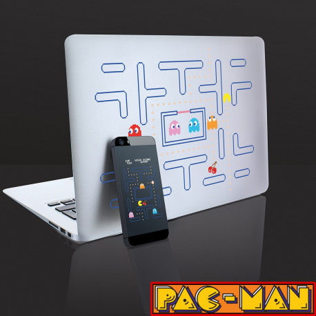 Lot de Stickers PacMan