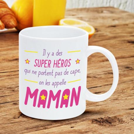 Mug maman (céramique)