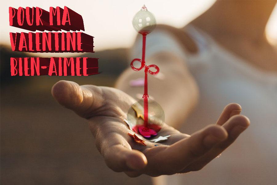 Photo de couverture - Saint Valentin Rapid'Cadeau