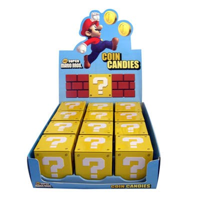 Candy Magic Cube Nintendo Mario Bros