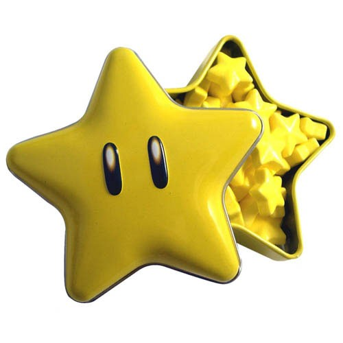 Nintendo Candy<br>Star Super Star