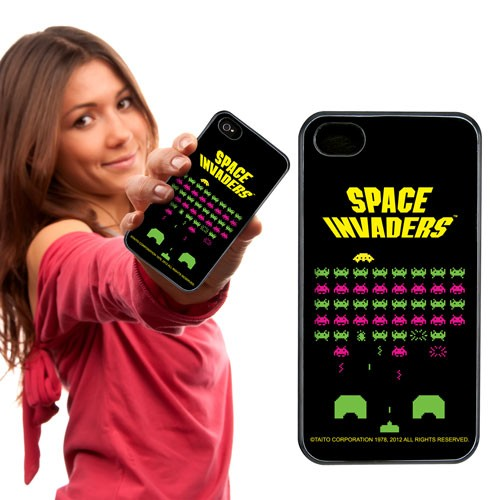 Space Invaders<br>iPhone Case