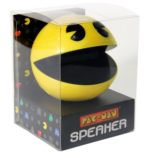 Speaker PacMan