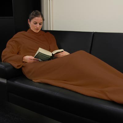 Hugz Deluxe<br> blanket sleeves A<br>Variations: HUGZ