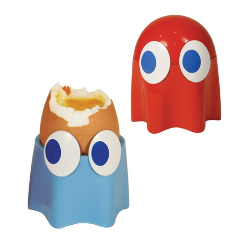 Egg PacMan Ghosts