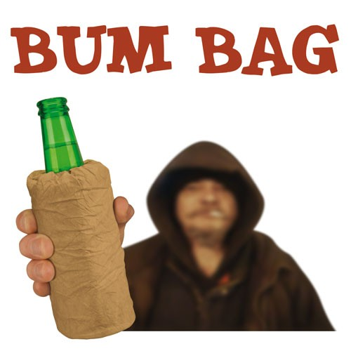 Bum Bag - Insulated pocket for Drinks