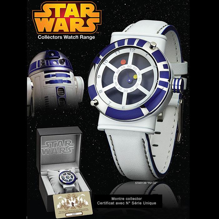 Oglądaj Star Wars<br>R2D2 kolekcjonera