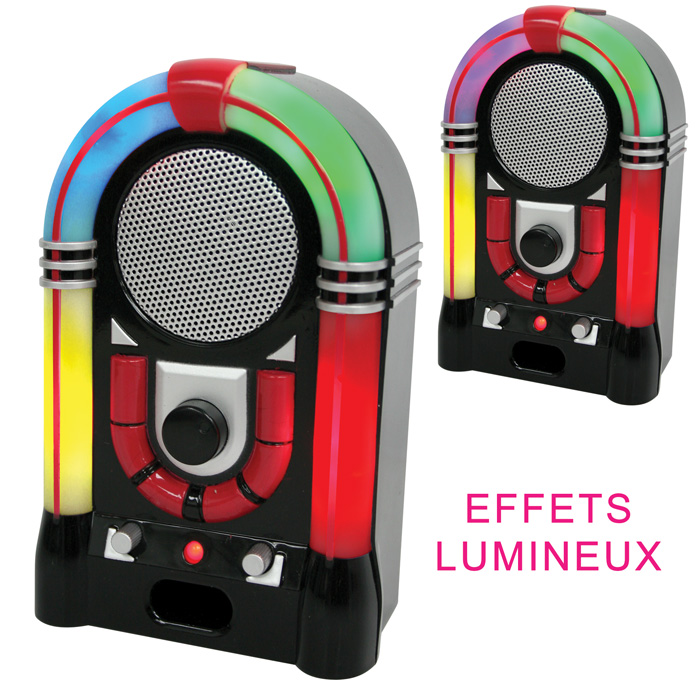 Speaker Jukebox
