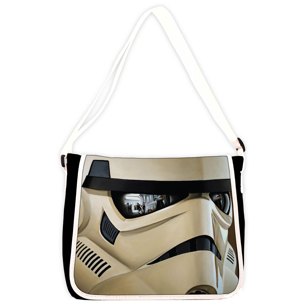 Shoulder Bag Star<br>Wars Stormtrooper