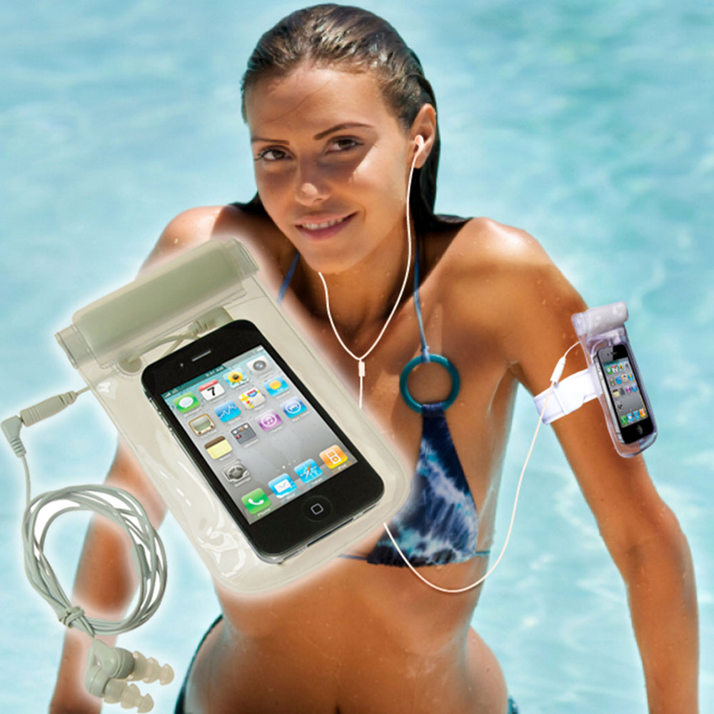 iSwim, Waterproof Case For iPod and Mp3