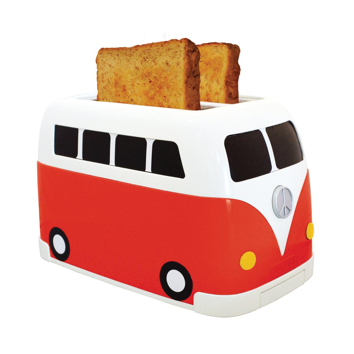 Toaster Campervan<br>Series: Toaster Cam