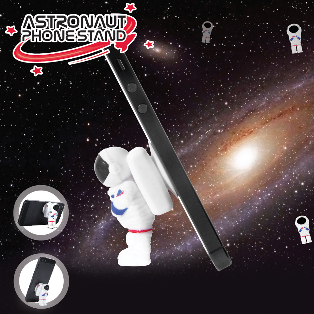 Astronaut Support<br>for Smartphone