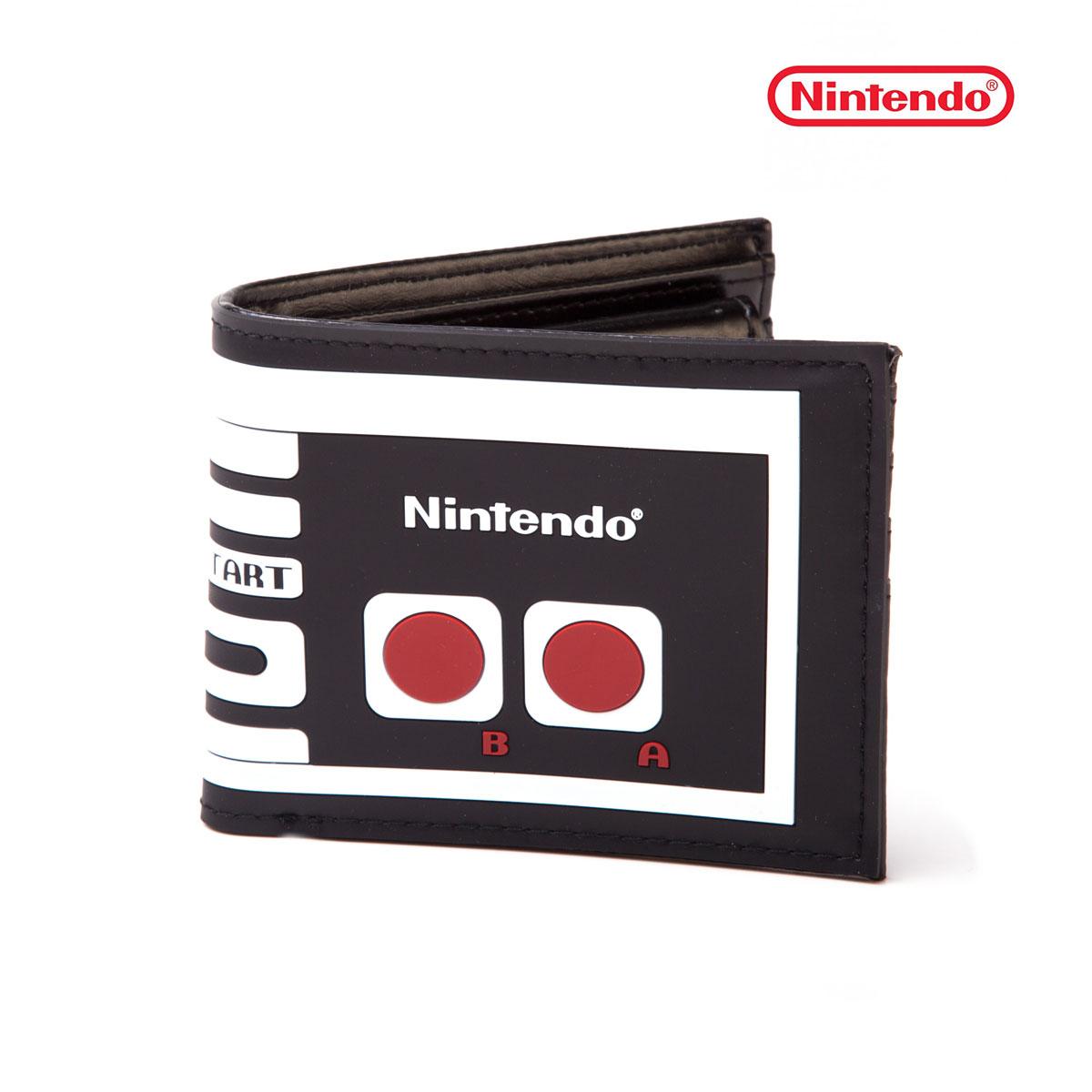 Nintendo Nes<br>Controller Portfolio