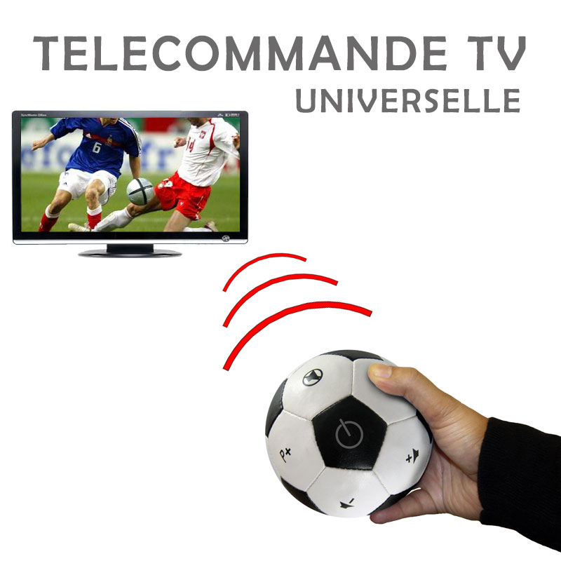 Universal Remote<br>Ballon De Foot